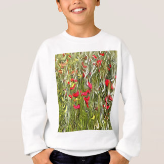 Poisoned Poppies Sweatshirt
