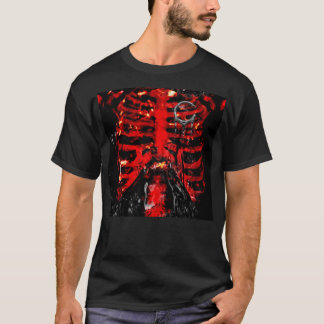 {POISONLAND} Rib Cage Shirt
