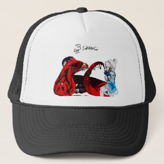 Poisonous Dragon Trucker Hat