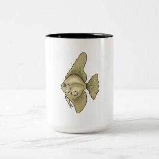 Poissons d ange mug