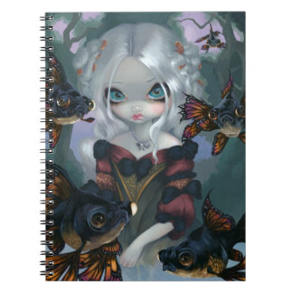 """Poissons Les Yeux Globuleux"" Notebook"