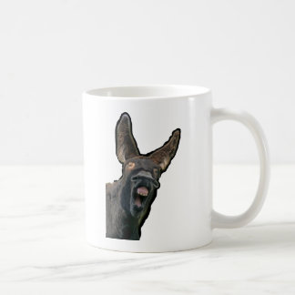 Poitou donkey coffee mug