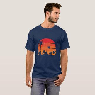 [POK013] - Alolan Sunset T-Shirt