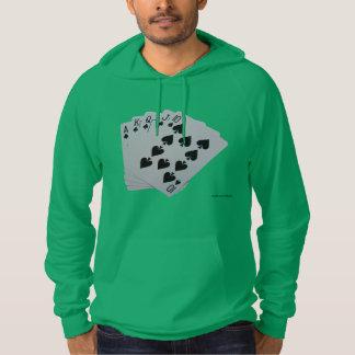 Poker 44 hoodie