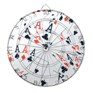 Poker,_Aces,_Pattern,_ Dartboards