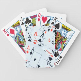 Poker,_Aces,_Pattern,_ Poker Deck