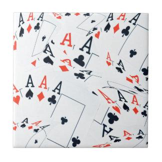 Poker,_Aces,_Pattern,_ Tile
