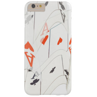 Poker_Aces,_Tough_iPhone_Six_Plus_Case Barely There iPhone 6 Plus Case