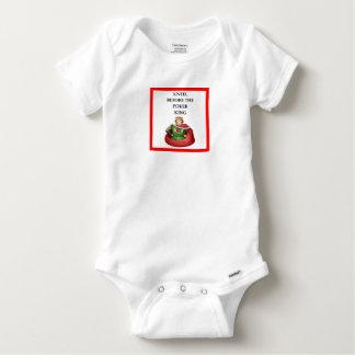 POKER BABY ONESIE
