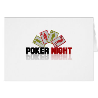 Poker Casino Card