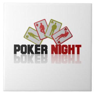 Poker Casino Ceramic Tiles