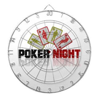 Poker Casino Dartboard