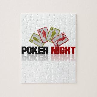 Poker Casino Jigsaw Puzzle