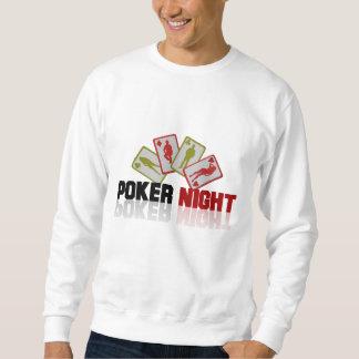 Poker Casino Sweatshirt
