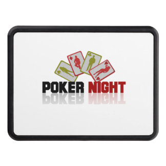 Poker Casino Trailer Hitch Covers