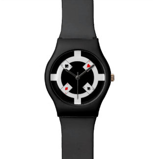 Poker Chip - Black Watch