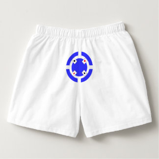 Poker Chip - Blue Boxers