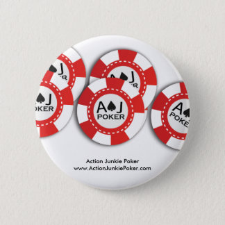 Poker Chip Pin