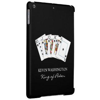 Poker Hand iPad Air Case