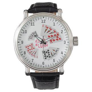 Poker Hands - Royal Flush Watch