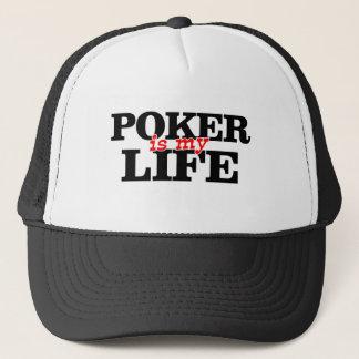 Poker is my Life Trucker Hat