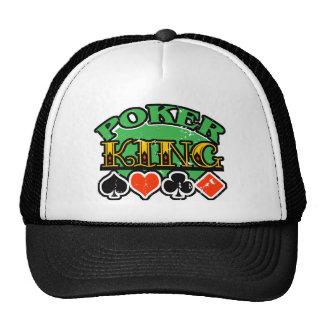 Poker King Trucker Hat