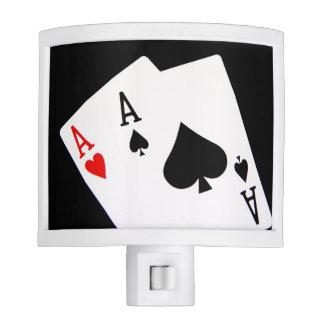 Poker Night Light