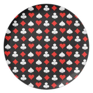 Poker Plate