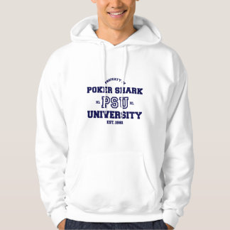 Poker Shark University 2 Hoodie