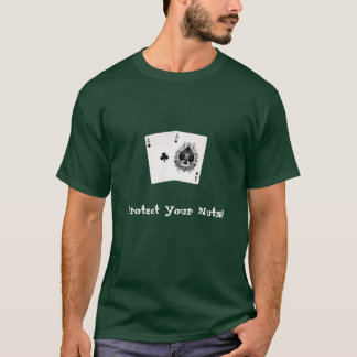 Poker T-Shirt  Pocket Aces