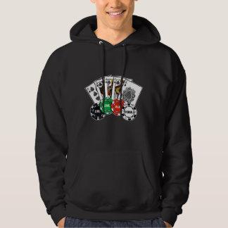 Poker v1 sweatshirt