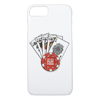 Poker v2 iPhone 7 case