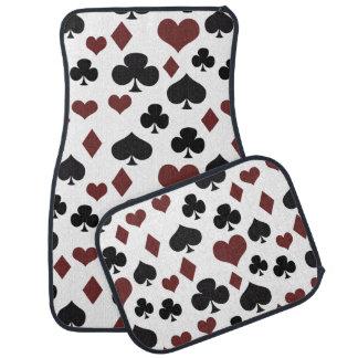 Poker Car Mat