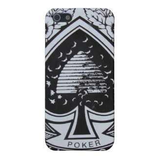 pokerace case for iPhone 5/5S