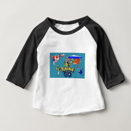 Pokomon Go Baby T-Shirt