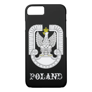 Poland Air Forces iPhone 7 Case
