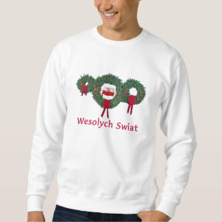 Poland Christmas 2 Sweatshirt