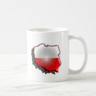 Poland Coffee Mug