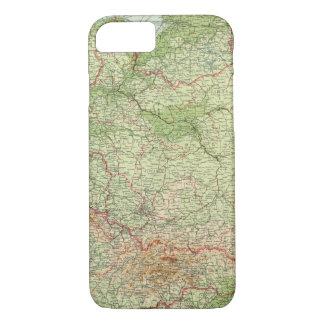 Poland & CzechoSlovakia iPhone 7 Case