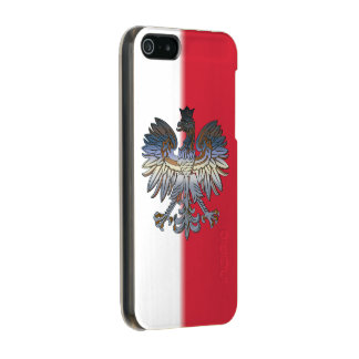 Poland Eagle Incipio Feather® Shine iPhone 5 Case
