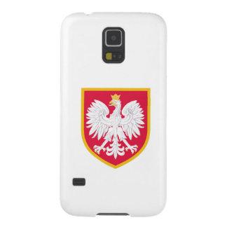 Poland Flag Galaxy S5 Covers