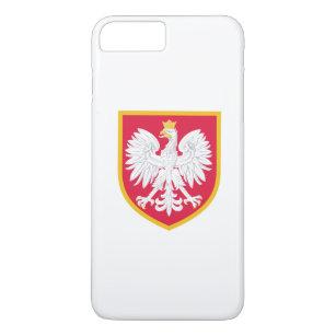 Poland Flag Case-Mate iPhone Case