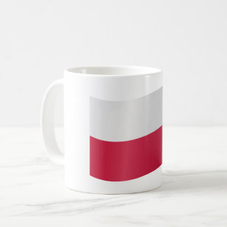 Poland Flag Coffee Mug