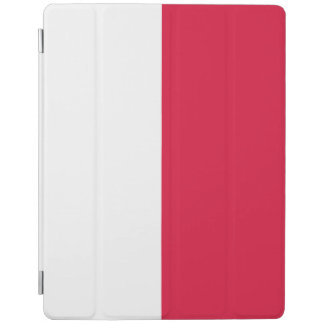 Poland Flag iPad Cover