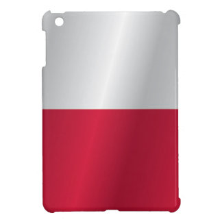 Poland flag iPad mini case