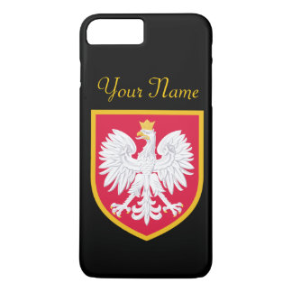 Poland Flag iPhone 8 Plus/7 Plus Case