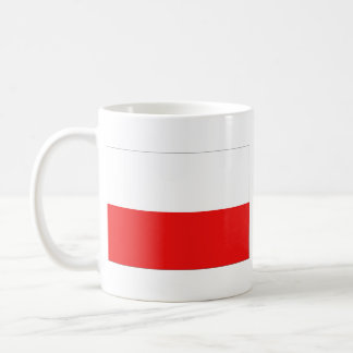 Poland Flag ~ Map Mug