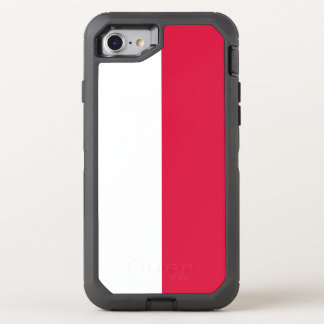 Poland Flag OtterBox Defender iPhone 8/7 Case