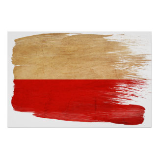 Poland Flag Posters