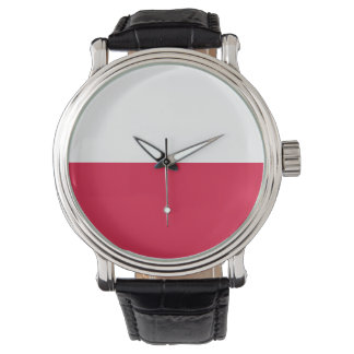 Poland Flag Watch